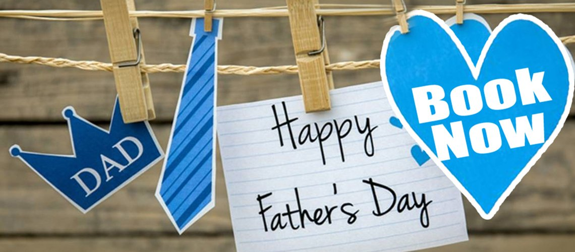 Celebrate Father's Day at Mona's of Muckhart